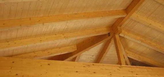 maderas para techos vigas laminadas y machimbres